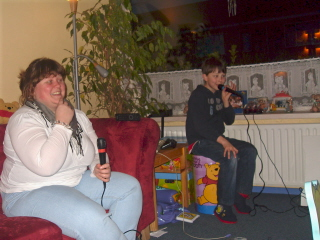 Mandy & Merlijn Sing it